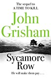 Sycamore Row (kindle edition)