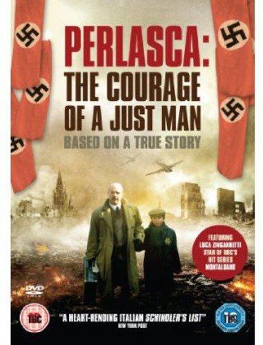 Preisvergleich Produktbild Perlasca: The Courage Of A Just Man:English Sub-titled [DVD] [UK Import]