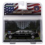 President Barack Obama's 2009 CADILLAC LIMOUSINE THE BEAST * Presidential Limos Series One * 2016 Greenlight Collectibles 1:43 Scale Die-Cast Limousine by Greenlight