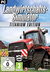 Landwirtschafts-Simulator Titanium Edition [PC Download]