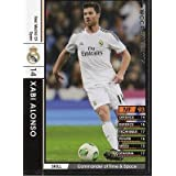 WCCF / 13-14 / 252 / Real Madrid CF / Xabi Alonso