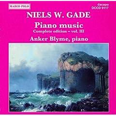 Fantasistykker, Op. 41: No. 2 Mignon in F Minor