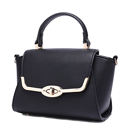 cchuang-fashionable-simple-wild-handbag-shoulder-messenger-bagblack