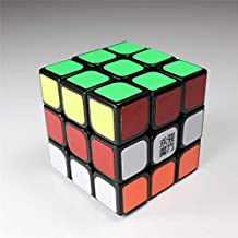MOYU Sulong 3x3 3 capas Magic Cube velocidad profesional Puzzle Cubo acertijos juego negro con un cubo trípode MoYu SULONG 3x3 3 Layers Magic Cube Professional Speed Puzzle Cube Brain Teasers Game Black With a Cube Tripod
