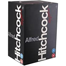 Alfred Hitchcock Collection - 14-DVD Box Set ( The Birds / Family Plot / Frenzy / The Man Who Knew Too Much / Marnie / Rear Window / Saboteur /