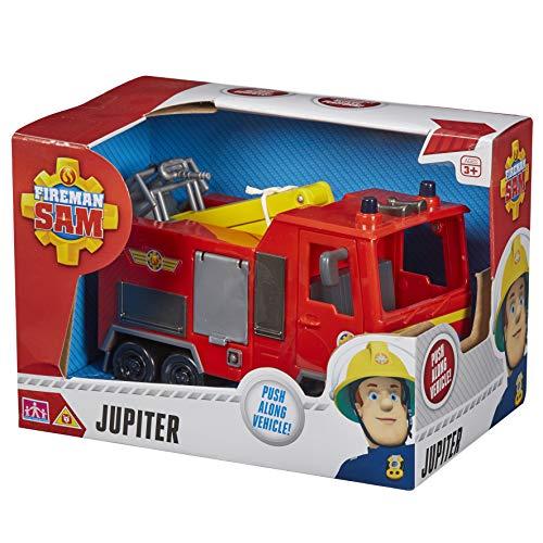 Fireman Sam - Coche de juguete Sam el bombero (3600)