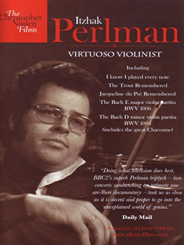 Itzhak Perlman - Virtuoso Violi ...