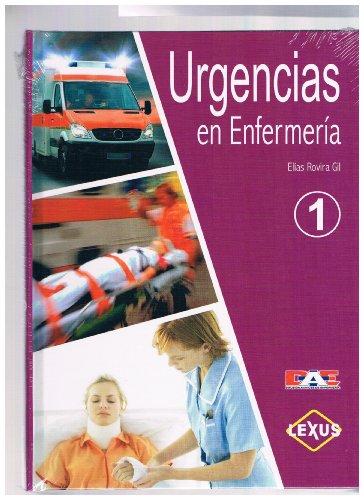 Urgencias en enfermeriaobra completa