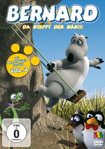 Staffel 2, Vol. 2: Da steppt der Bär!!!