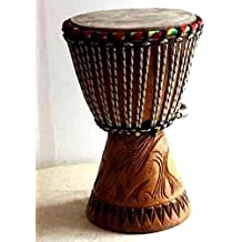 Africa Art Decoration–Djembe tam tam medio 3039-ax-89