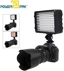Powerpak Led Light for DSLR Cameras