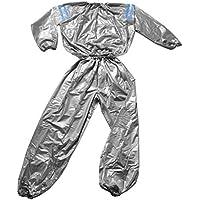 FYTTER Sauna Suit - Traje de sudoración, talla única