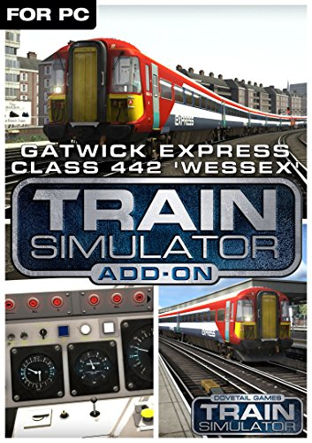 Gatwick Express Class 442 'Wessex' EMU AddOn