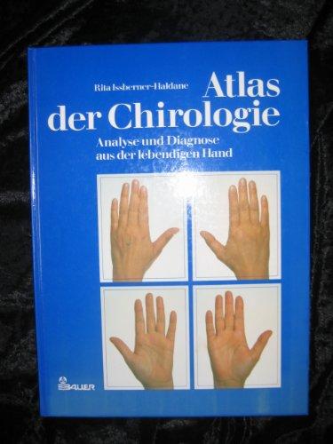 Issberner-Haldane Atlas der Chirologie Analyse und Diagnose aus der lebendigen Hand, Freiburg/Br, 1984: Bauer, 256 S, 419 farb Abb, 1 Ausschlagtafel, 35x25, Ppb, sehr gut im Schuber