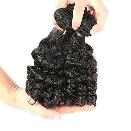 WIGM Rohes brasilianisches Gummi federnd gelocktes Menschenhaar Remy Haar zutreffende Perücke @ 20_inch -