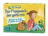 Der Plumpsack, der geht rum: 30 Spiele von früher für Kinder von heute (Spielen - Lernen Freude haben. 30 tolle Ideen für Kindergruppenauf DIN A5-Karten)