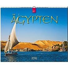 Ägypten 2016: Original Stürtz-Kalender - Großformat-Kalender 60 x 48 cm [Spiralbindung]