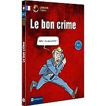 Le bon crime: Französisch A1 (Compact Lernkrimi Comics)