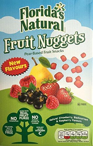 Fruit Nuggets de la Floride - 17g x 48 Sachets