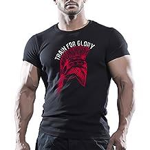 DOTBUY Camisetas de Tirantes, Hombres Sin Mangas Casual Deportivo Muscular Verano Camisetas Sin Mangas Algodón Entrenamiento…