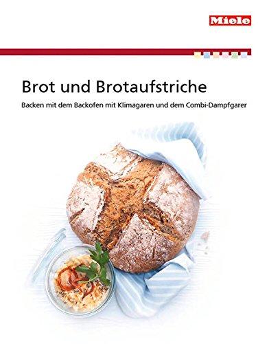 """Preisvergleich Produktbild Miele Kochbuch """"Brot und Aufstriche"""""""