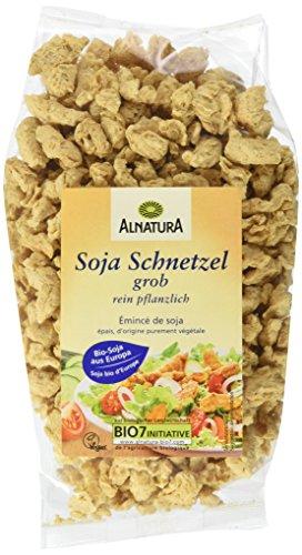 Preisvergleich Produktbild Alnatura Bio Soja Schnetzel Grob,  150 g