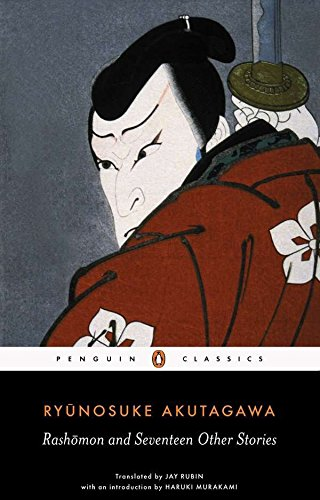 Rashomon and Seventeen Other Stories (Penguin Classics) por Ryunosuke Akutagawa