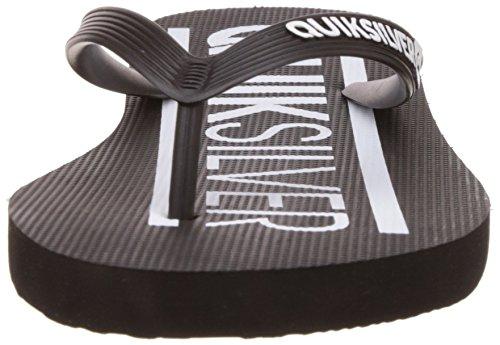 M Java Zehentrenner Quiksilver Xkbb Java Sndl Herren Wordmark Quiksilver Black 6gI4wqO