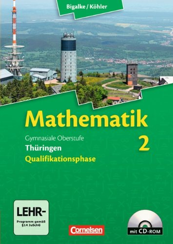 Preisvergleich Produktbild Mathematik Schülerbuch, Teil 2 [inkl.CD-ROM]