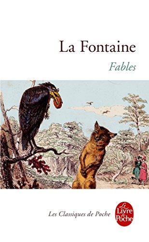 Fables (Classiques de Poche) por Jean de La Fontaine