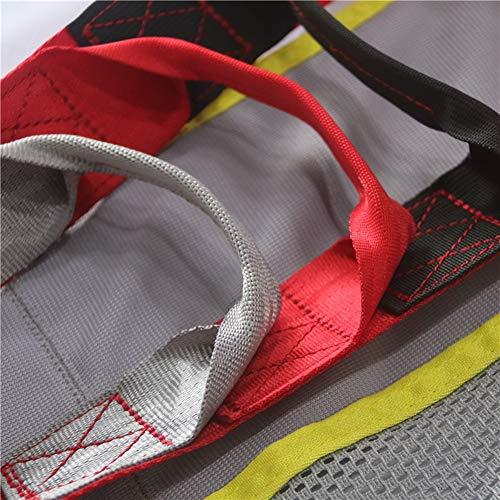 51kYBu8nEyL - Hmlopx Paciente Levantar Aseo Honda Silla con Cuatro Punto Apoyo Cuerpo Completo Honda Bariátrico Desventaja Transferir Cinturón