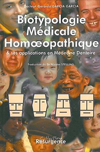 Biotypologie médicale homéopathique et ses applications en médecine dentaire
