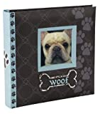 Best Albums Malden Internationale photos - Malden International Designs Woof Photo Album, 80-4x6, Blue Review