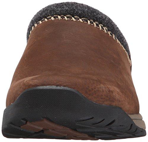 Chaco Mens Zealander Shoe Dark Earth