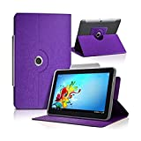 KARYLAX Housse Etui de Protection Universel S Couleur Violet pour Tablette ASUS...