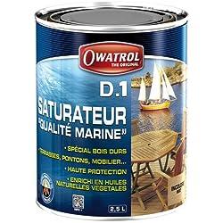 Owatrol D1Luftbefeuchter für Harthölzer 2,5l