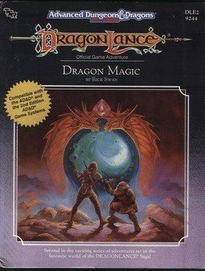 Advanced Dungeons & Dragons: Dragon Lance, Dragon Magic by Rick Swan (1989-09-06)