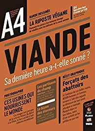 A4 Viande par Revue XXI
