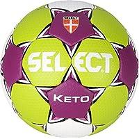Select Keto-Balón de balonmano, verde y lila