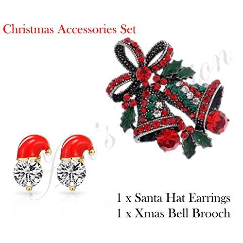 Natale Set di accessori, nuovo nuovo design