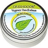 Greendoor VEGANER Handbalsam mit BIO Kokosöl 75 ml
