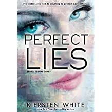 Perfect Lies (Mind Games) by Kiersten White (2014-02-18)