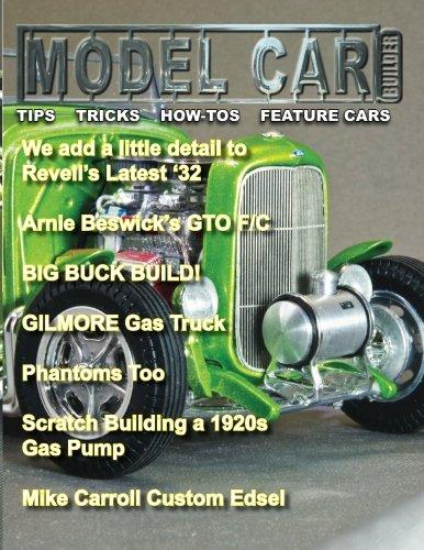 Model Car Builder No. 11: Tips, Tricks, How-Tos, Feature Cars: Volume 1 por Mr. Roy R. Sorenson