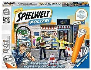Ravensburger tiptoi 00832Mini Parte Mundo Policía: Tráfico Policía