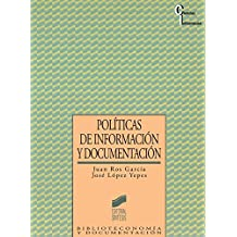 Políticas de Información y Documentación