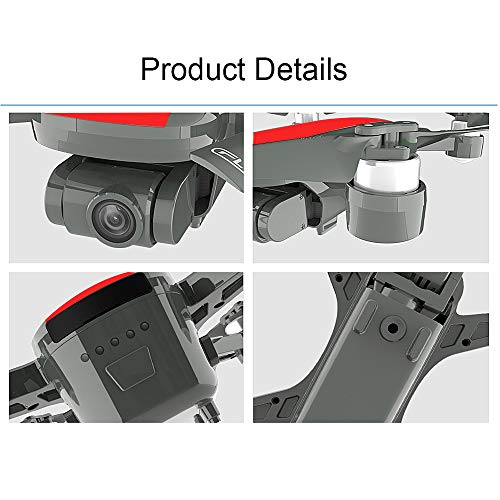Zoom IMG-5 qka gps drone altitude hold