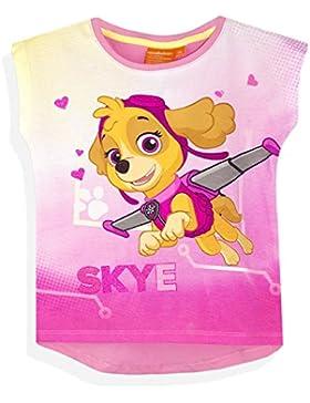 Paw Patrol Mädchen T-Shirt, Figur 6 Jahre