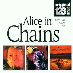 Jar Of Flies/Facelift/Dirt [3-CD-Box]