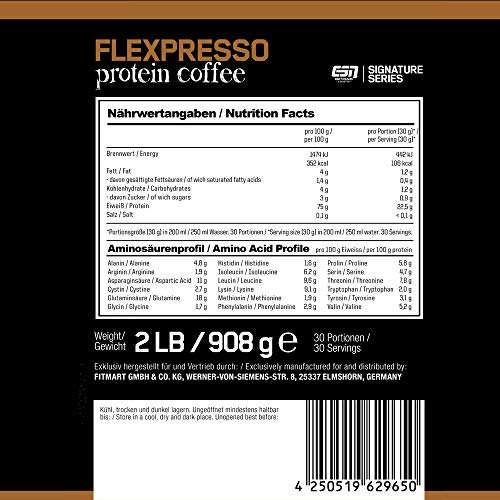 ESN FLEXPRESSO Protein Coffee - 2