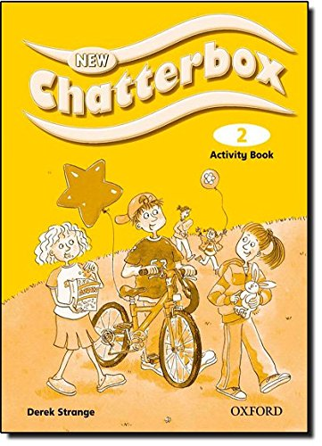 New Chatterbox 2 : Activity Book par Derek Strange